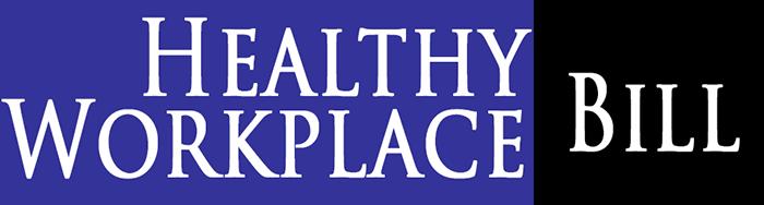 Healthy Workplace Bill logo